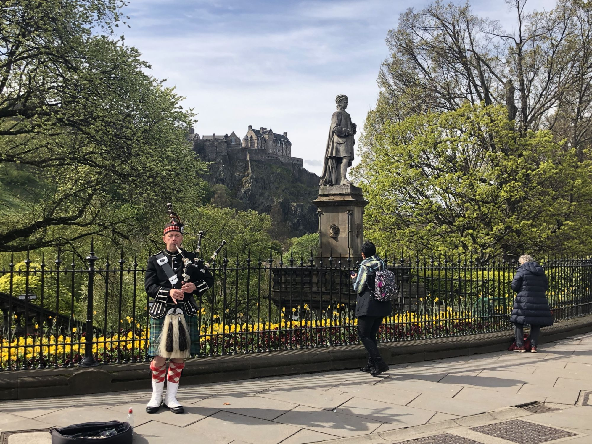 Bagpipers Dream